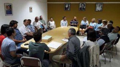 El Frente Gremial Docente estuvo en el Concejo Deliberante