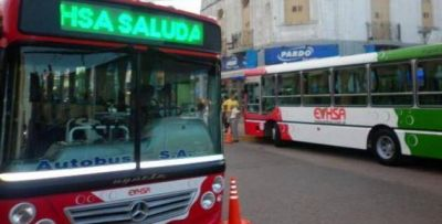 Transporte a las localidades: Vercelli pide un boleto de 45 pesos