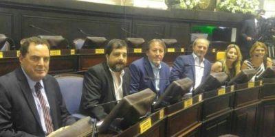 El Peronismo bonaerense tildó el discurso de Vidal de