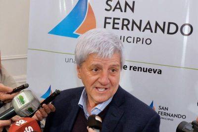Andreotti reclamó soluciones a Edenor por los cortes de luz
