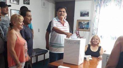 Carosio fue reelecto en el Sindicato de Municipales y pide un 25% de aumento