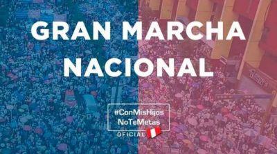 #ConMisHijosNoTeMetas: Miles marcharán contra ideología de género el 4 de marzo en Perú