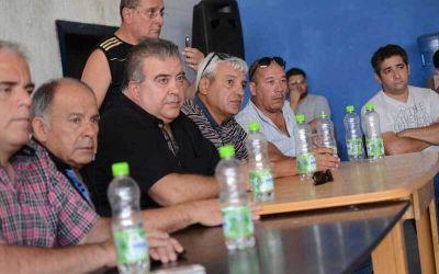 """CGT Zona Atlántica: """"El de Weretilneck fue un discurso vacío"""""""