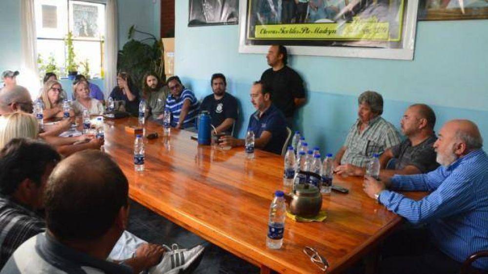 Chubut: La CGT del Valle se suma al paro nacional del martes 7