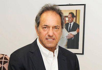 Citan a declarar a Scioli en una causa por lavado de activos y defraudación