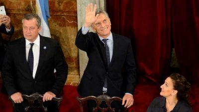 Corrupción empresaria: Diputados inicia el debate de la ley que pidió Macri