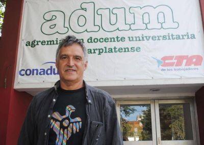 Docentes Universitarios vislumbran un marzo cargado de conflictos importantes