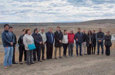 Empresarios y concejales conocieron nueva planta de gestión de residuos