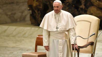 El Papa también en campaña