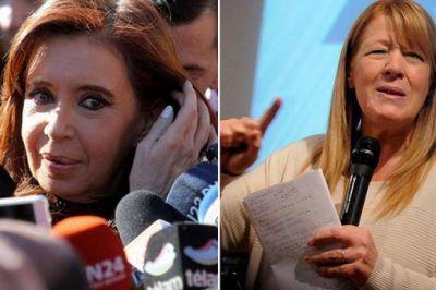 """Stolbizer sobre Cristina: """"Cualquier otro ciudadano ya estaría preso"""""""