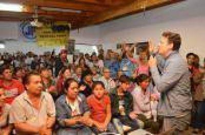 """La Agremiación Médica Platense disparó contra IOMA: """"Estamos en una situación de riesgo""""La Plata: Plenario justicialista en 135 y 512 con fuertes críticas a Cambiemos"""