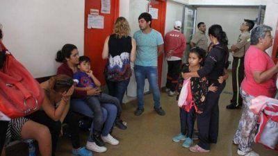 Intoxicación masiva: más de 600 personas afectadas por gastroenteritis en una localidad de San Juan