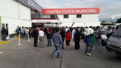 Municipales de Salta aceptan el 16%, pero esperan mejoras
