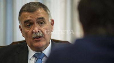 Letrados advierten a Jaldo sobre la afectación de la independencia judicial