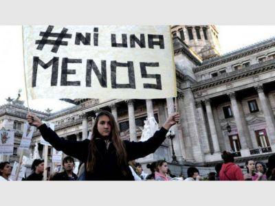 Dorrego se sumará al paro internacional de mujeres del próximo miércoles