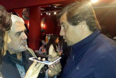"""Manino Iriart: """"No creo que vaya a quedar preso, es una informativa pedida por el mismo Scioli"""""""