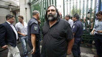 Roberto Baradel dijo que volvieron a amenazar a sus hijos