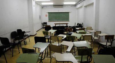 Más de 800 mil alumnos con inicio de clases nulo o limitado por el paro