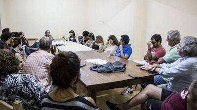El Movimiento Evita pide dar prioridad a los barrios