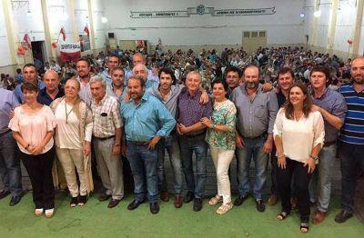 Asumieron las autoridades de la UCR de La Pampa