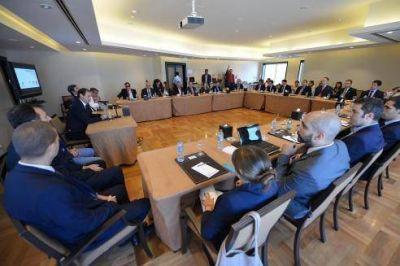 Bordet tiene el respaldo de los productores de alimentos para instalar una zona franca en Medio Oriente