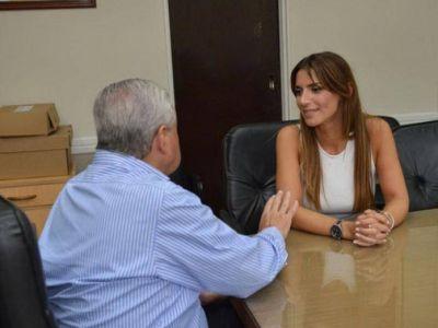 Lauritto se reunió con la Diputada Yanina Gayol