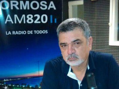 """Hoyos pidió al gobierno de Insfran """"calma y tolerancia para luchar por Formosa"""""""