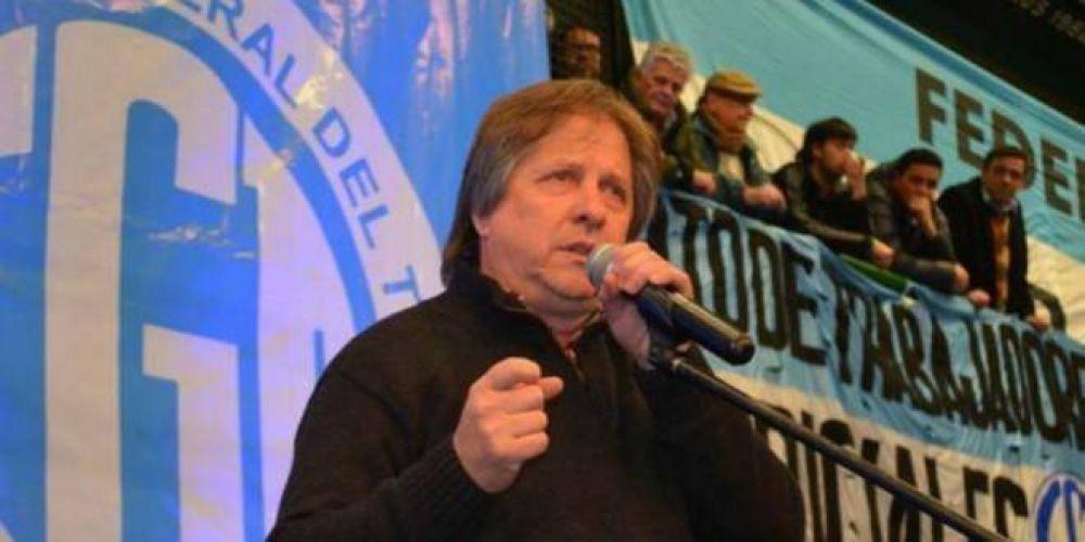 """Amichetti: """"La confrontación con este Gobierno es inevitable"""""""