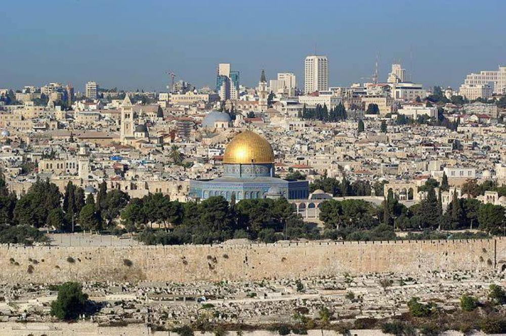 Una delegación de EEUU estudia en Israel el traslado de la Embajada a Jerusalén