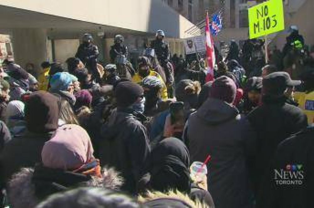 Canadienses condenan islamofobia y discriminación de musulmanes
