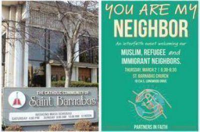 Iglesia de Chicago realiza programa para apoyar a los musulmanes