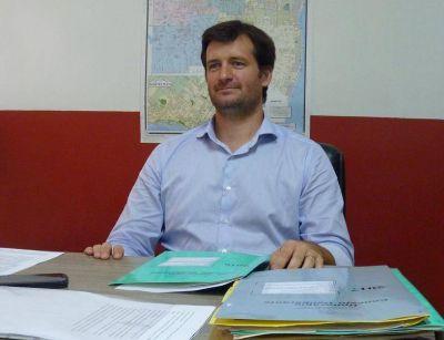 El concejal Alconada busca mejorar la zona de la terminal Ferroautomotora