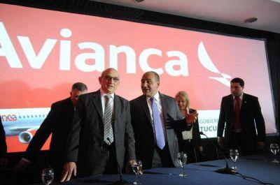 """Dietrich me confirmó que Avianca volará a Tucumán"""