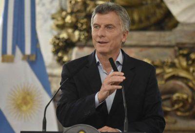 Mauricio Macri presentó el nuevo Plan Aerocomercial para sumar aerolíneas privadas