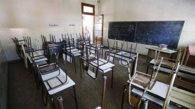 Sin voluntarios, las escuelas bonaerenses lucieron vacías o con muy pocos alumnos
