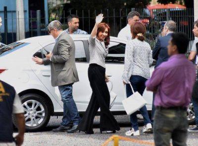 Cristina prestará su tercera indagatoria desde que dejó la Presidencia