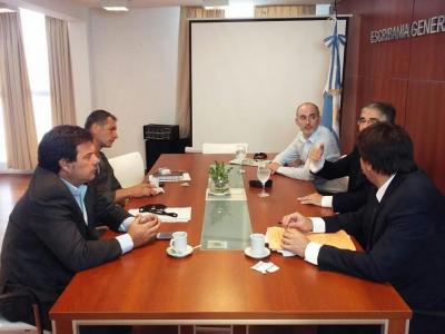 PROCREAR: el Intendente firmó la escritura en favor del Fideicomiso del Banco Hipotecario por 34 lotes