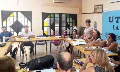 """UTELPa: """"Defender la paritaria nacional es defender la educación"""""""