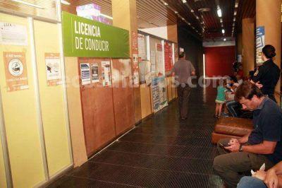 Centro Cívico: no se mejora la estructura y se nota un deterioro generalizado