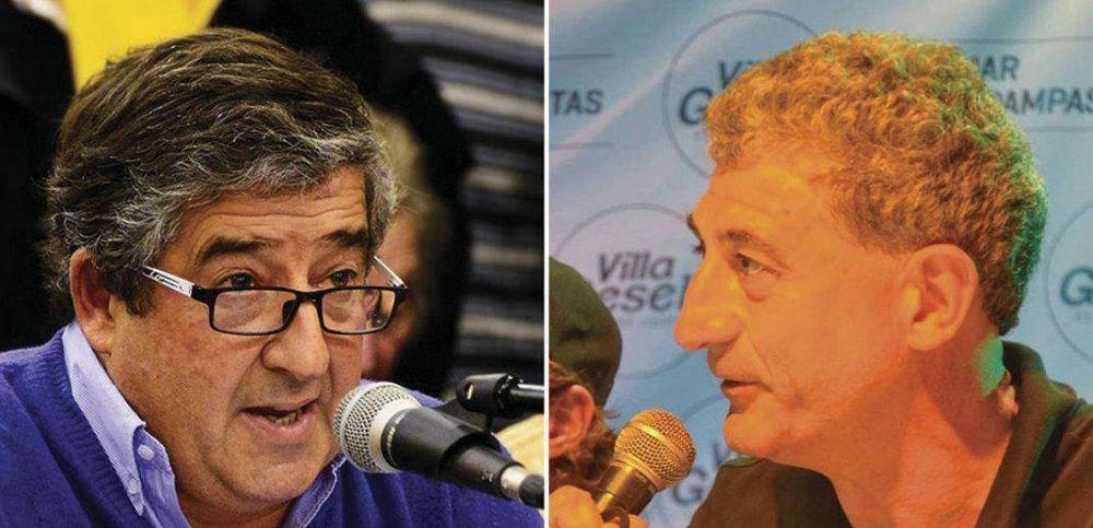 Barrera, durísimo con Atilio Roncoroni por su pasado político
