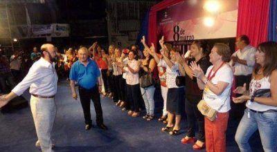 Gildo Insfran nuevamente será el único orador en el acto del Día Internacional de la Mujer