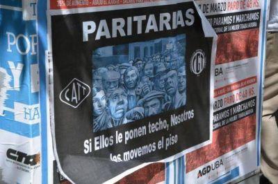 #7M: La CGT marcha con el apoyo del peronismo y anuncia el primer paro general contra Macri