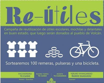 Campaña de reciclado de útiles escolares