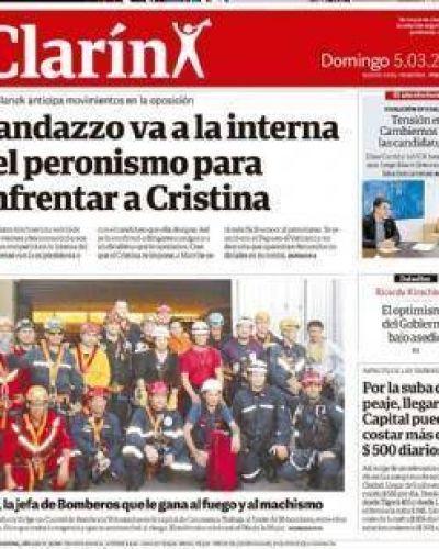 Clarín aseguró que Randazzo enfrentará a CFK pero su entorno dice que no es tiempo de hablar de candidaturas