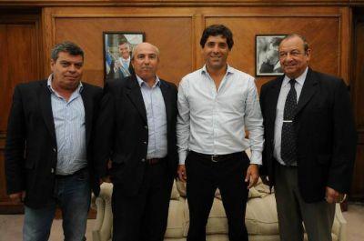 Confirman visita de Monzó y Negri para la Fiesta del Trigo