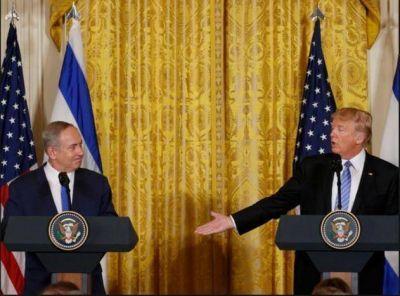 Netanyahu y Trump dialogaron sobre Irán y su nueva prueba de misiles balísticos