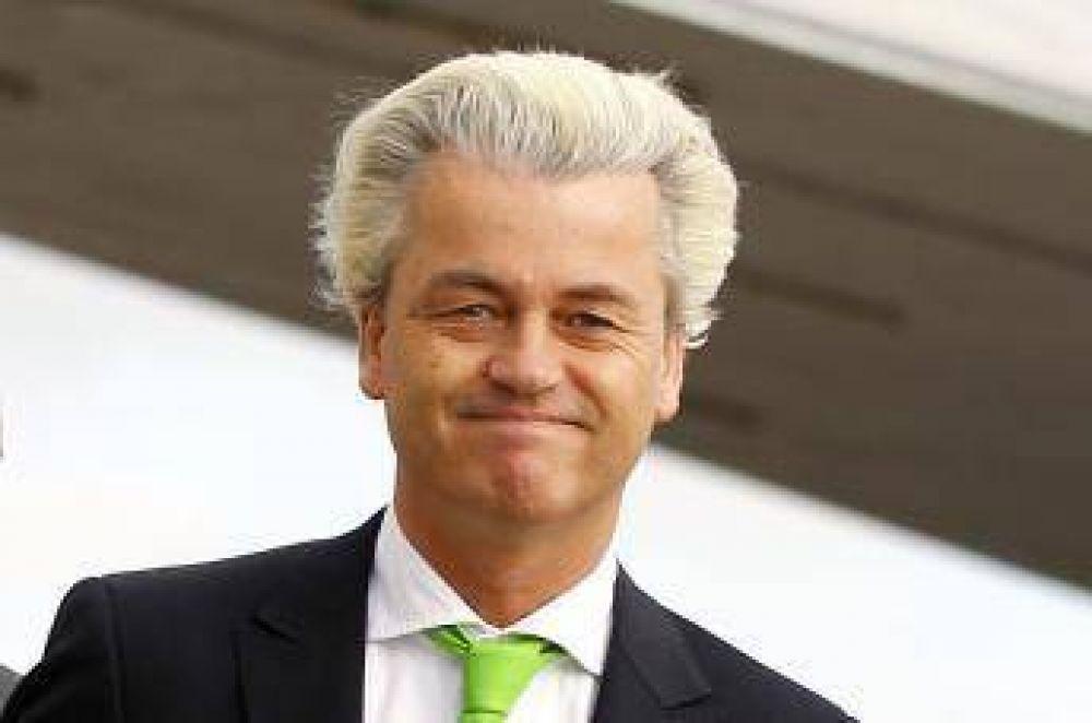 Geert Wilders insiste en prohibir el Corán en Holanda