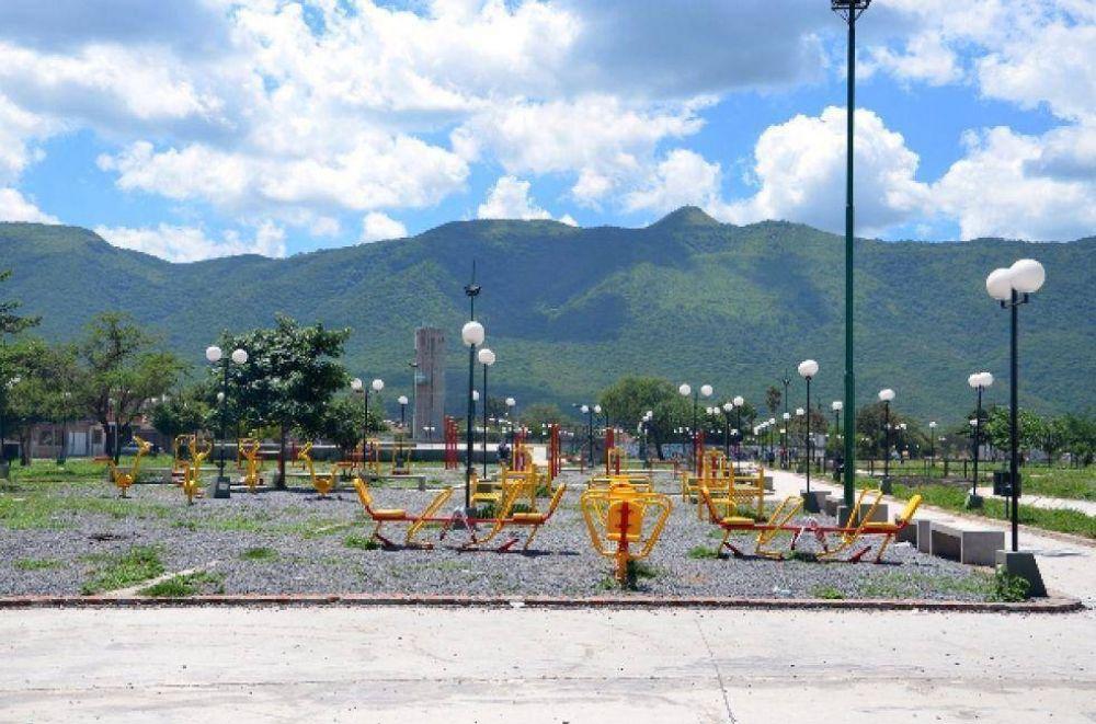 Urtubey con Frigerio inauguran el Parque de la Familia
