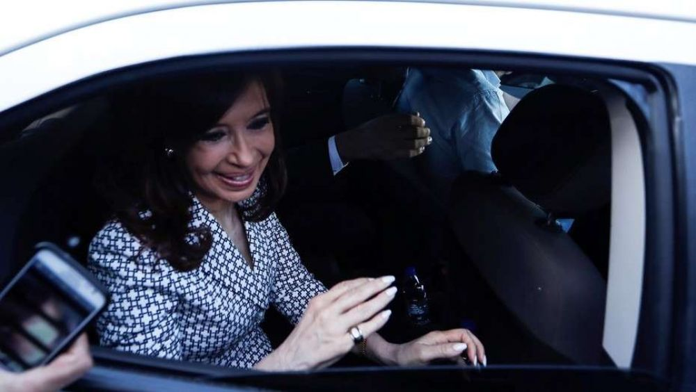 Cristina Kirchner definió como