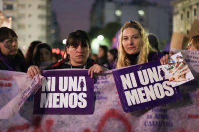 Ni Una Menos: Lomas se suma al Paro Internacional contra la Violencia